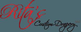Rita's Custom Drapery logo