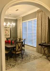 Custom Curtains And More Design Your Dream Dining Room